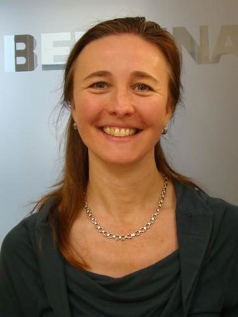 Eveline Belle Pulfer BERNINA Nähcenter Bern